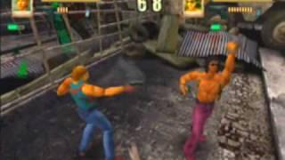Zombie Revenge Game Sample - Dreamcast