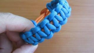 Плетение из паракорда: браслет «Кобра» (Solomon Bar)(, 2015-09-06T11:22:08.000Z)