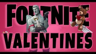 Gameplay Fortnite (fr) Valentines Skin Duo - France BumSquad BumSquad