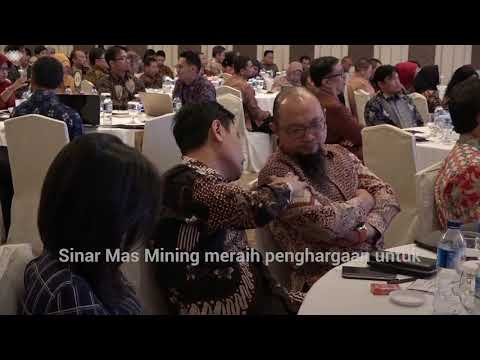 Sinar Mas Mining Raih Penghargaan Di HR Excellence Award 2019