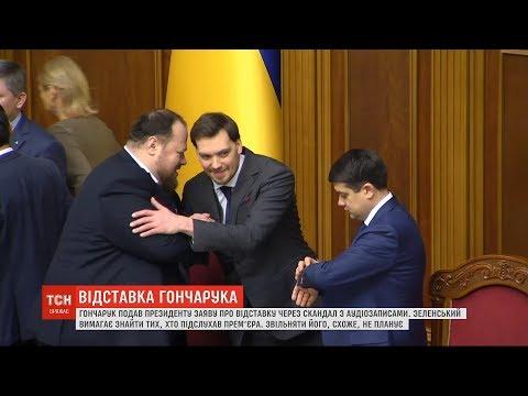 Поки заяви на звільнення Гончарука немає у парламенті, відставка - просто слова - нардепи