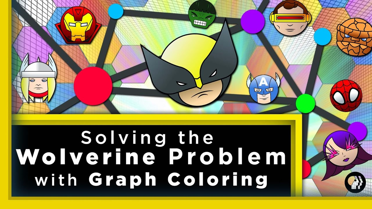 Solving the Wolverine Problem with Graph Coloring | Infinite Series