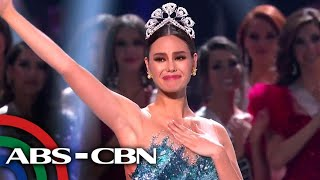 WATCH: Catriona Gray's final walk as Miss Universe | Miss Universe 2019