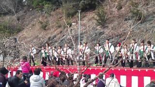 岩代大梅林よさこい祭り 20110220-03