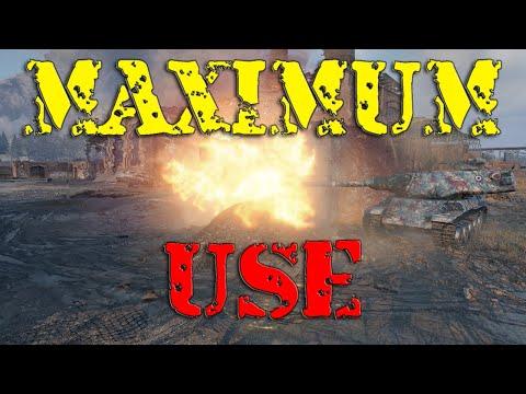MAXIMUM USE! 11k damage combined! (AMX M4 51 gameplay)
