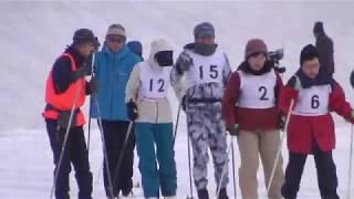 楽しく体力作り! 歩くスキー教室画像