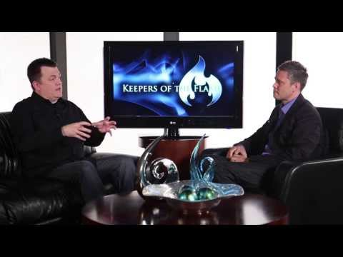 Keepers of the Flame - Guest Damon Stuart