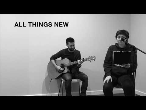 National Training Event 2016 - All Things New [Lyric Video]