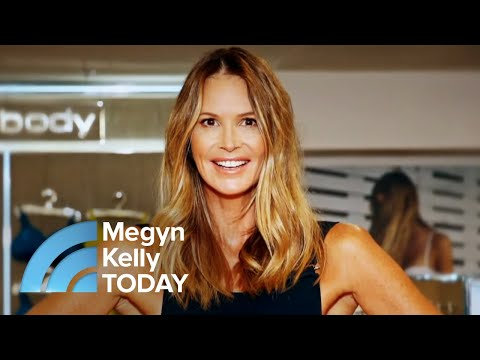 After Turning 50, Model Elle Macpherson Got Serious About Wellness  Megyn Kelly TODAY