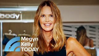 After Turning 50, Model Elle Macpherson Got Serious About Wellness | Megyn Kelly TODAY