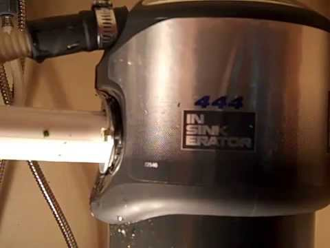 HOW TO UNCLOG A GARBAGE DISPOSAL DRAIN PIPE - EASILY! - YouTube