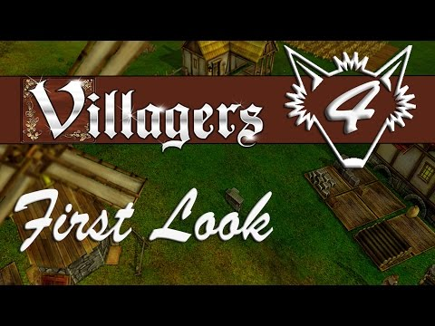 Villagers | The Chaple and Pharmacy Are Up, But Winter is Coming! | Gameplay Let's Play | Part 4