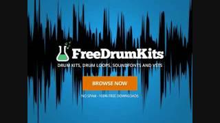 Asian Tim & Bob Drum Kit FREE Download