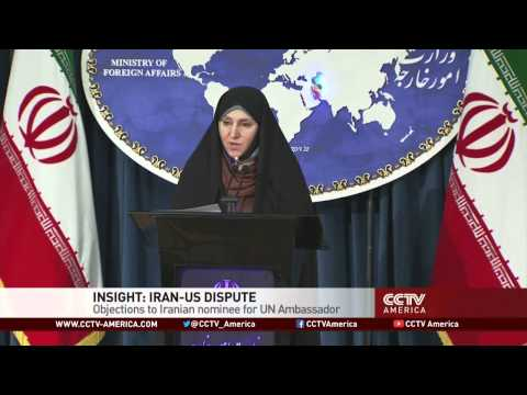 Insight: Iran's Choice for UN Ambassador Outrages America