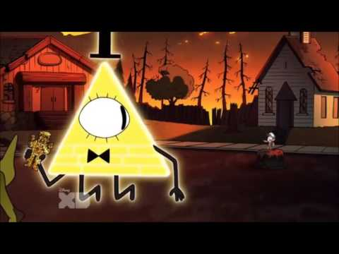 Gravity Falls AMV: Green Day  21 Guns