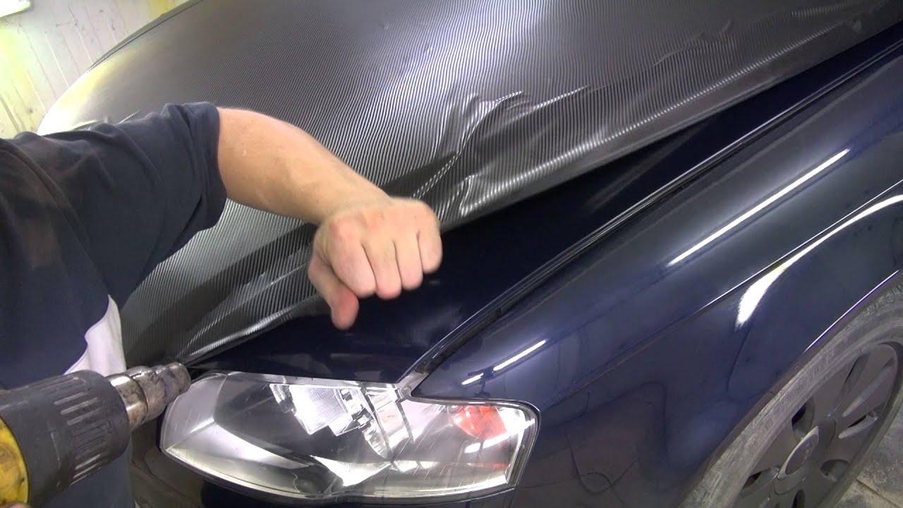 Folia Carbon 3m Oklejanie Samochodu Youtube