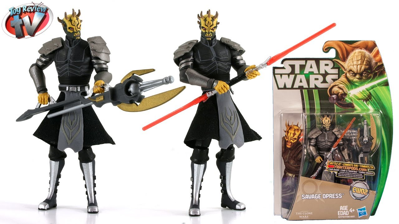 Star Wars Toys 2013 : Star wars the clone action figures