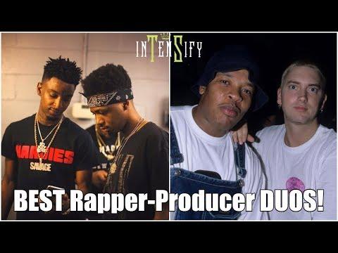 Best Rapper-Producer Duos