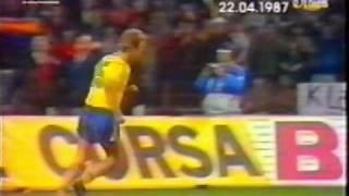 Elfmeterschießen Lok - Bordeaux 1987