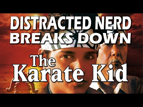 Karate Kid Review - Easily Distracted Movie Review