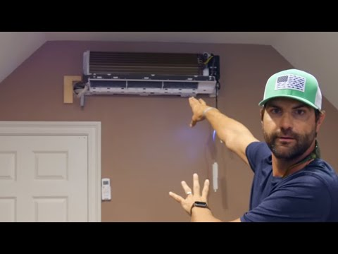 How to Fix a Ductless Mini Split System Not Cooling (MRCOOL DIY)