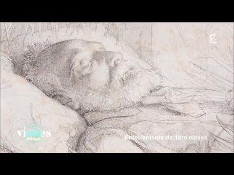 L'enterrement de Victor Hugo  - Visites privées