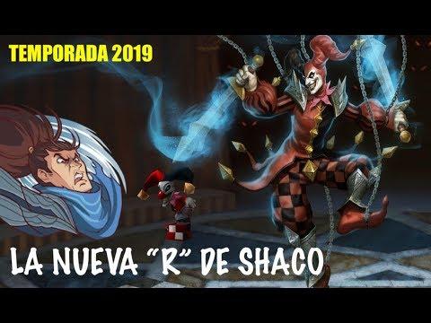 SHACO RANKED | La Nueva R de Shaco es un BUFF o NERF? Yasuos no PLS