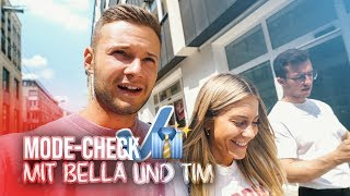 Mode Check mit Bella & Tim | inscopelifestyle