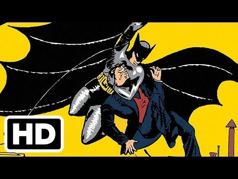 Batman & Bill - Exclusive Trailer Debut