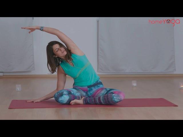 Ин йога за лека нощ