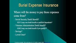 Burial Expense Insurance