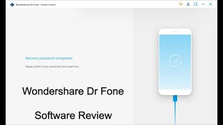 How To Recover Your Locked Android Phone With Dr Fone - Screen Unlock [Review]