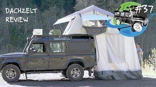 CAMPWERK Dachzelt Review - Defender zum Camper