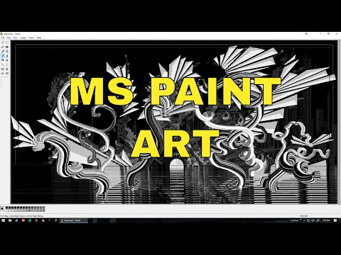 MS Paint Self Portrait  :D