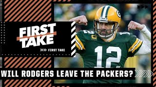 The Packers have to change Aaron Rodgers' mind! - Max Kellerman