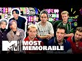 Most Memorable Boy Band Moments ft. BTS, 1D & *NSYNC | MTV