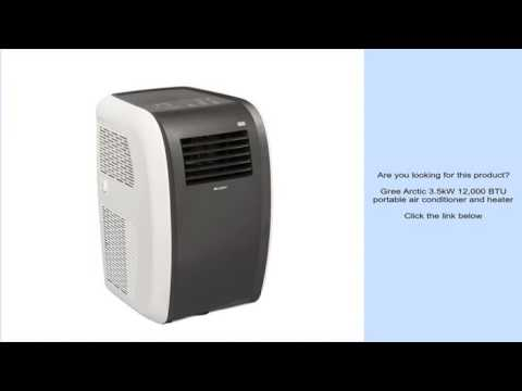 Gree Arctic 3.5kW 12,000 BTU Portable Air Conditioner And Heater