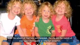 These famous giggling quadruplets became a sensation in 2000s, now grown up high schoolers!
