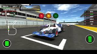Formula One Racing Gameplay Highlights #01