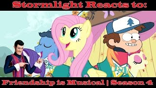 Stormlight Reacts to: Friendship is Musical | Season 4