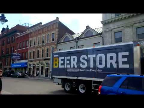A quick Tour of Kingston, Ontario Canada
