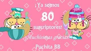 ¡Ya somos 80! ¡Muchísimas gracias! (Leer descripción)
