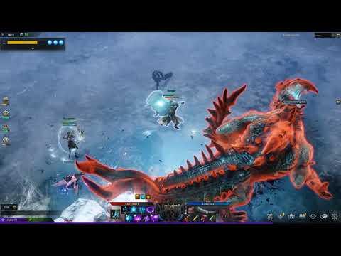 Lost Ark RU Destroyer Guardian Raid 8 First Clear