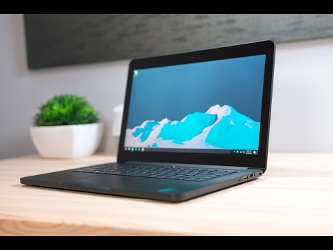 Razer Blade Review: Best Gaming Laptop 2017 (GTX 1060)
