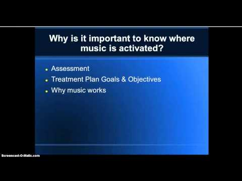 Music Neuroscience Lecture