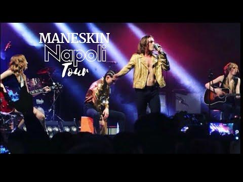 MANESKIN - NAPOLI [live] TOUR 2018 (Casa della Musica) 24/02/2018