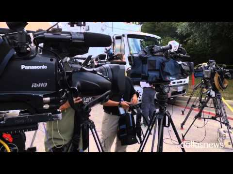 FBI Joins Investigation At Garland Shooting
