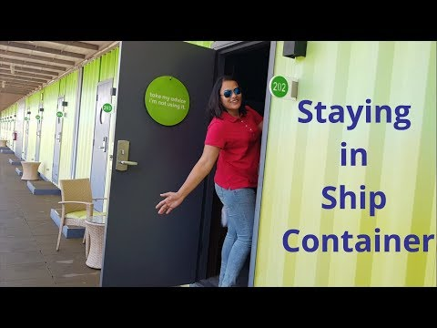 Beetle Smartotel | Innovative In Hotel Industry | Biggest Port Of India | Rooms From Containers