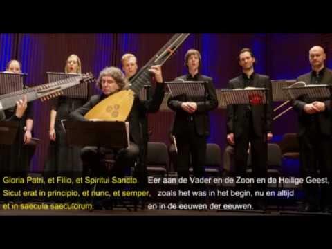 Monteverdi: Vespro Della Beata Vergine Lautten Compagney & Amarcord Utrecht 26 Sep 2014