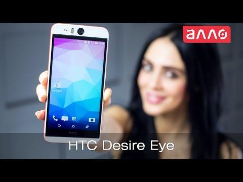 Видео-обзор смартфона HTC Desire EYE